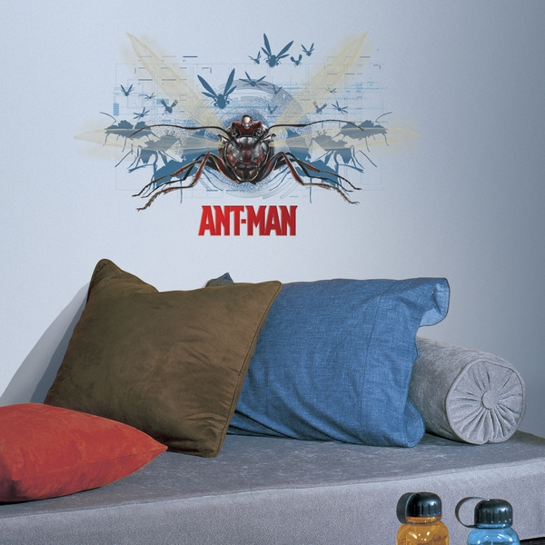 RoomMates Ant-Man Peel and Stick Wall Decal