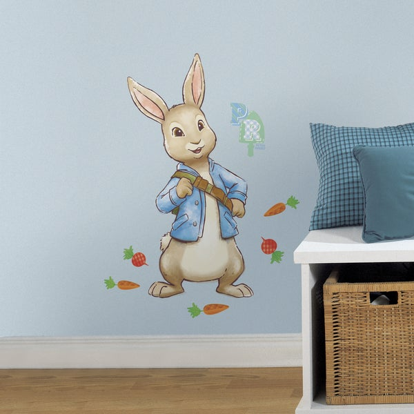 RoomMates Peter Rabbit Giant Wall Decal
