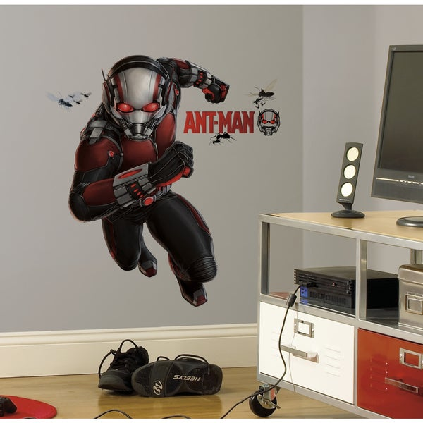 RoomMates Ant-Man Giant Wall Decals