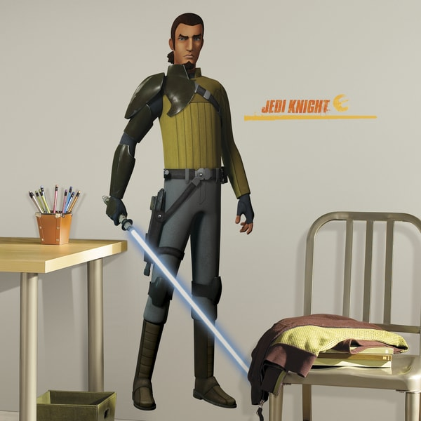 RoomMates Star Wars Rebels Kanan Giant Wall Decals