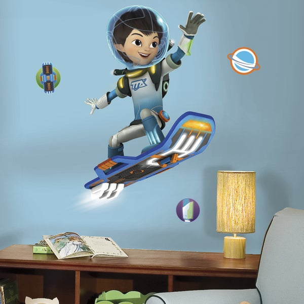 RoomMates Miles from Tomorrowland Giant Wall Decal