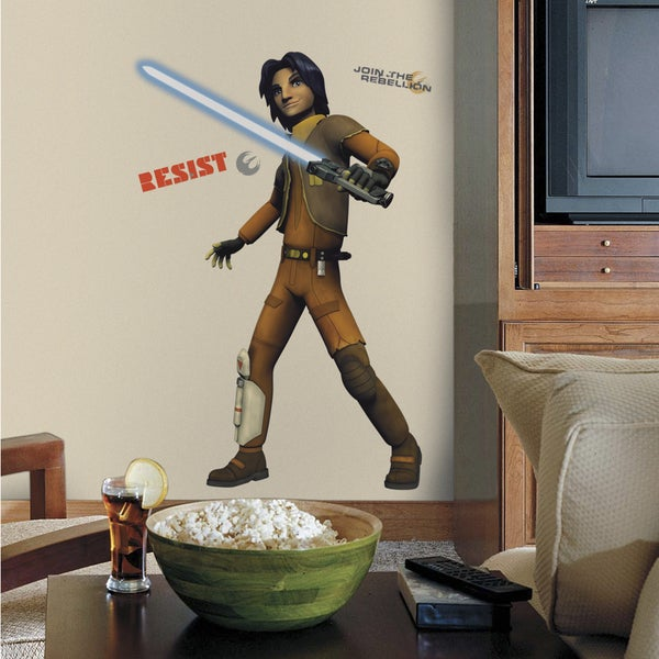 RoomMates Star Wars Rebels Ezra Large Wall Decals