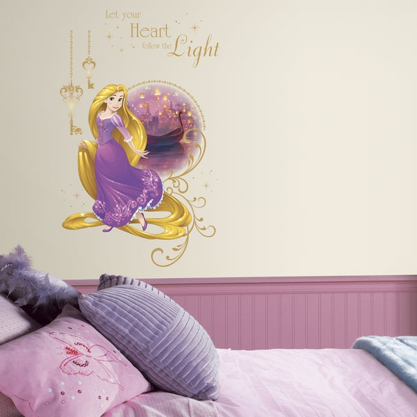 RoomMates Disney Princess Rapunzel Giant Wall Graphic Decal