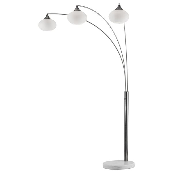 Nova Lighting Genie 3-arm Arc Lamp