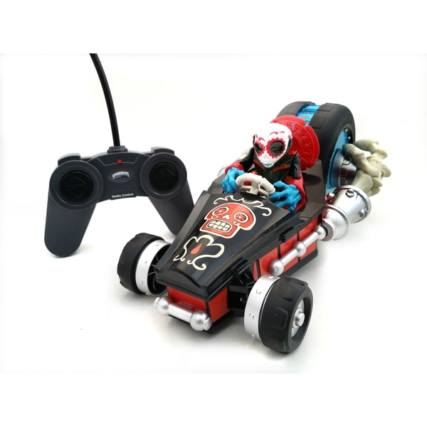 NKOK Full Function Remote Control Skylanders Fiesta with Crypt Crusher