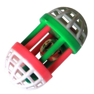 Iconic Pet Plastic Bell Roller