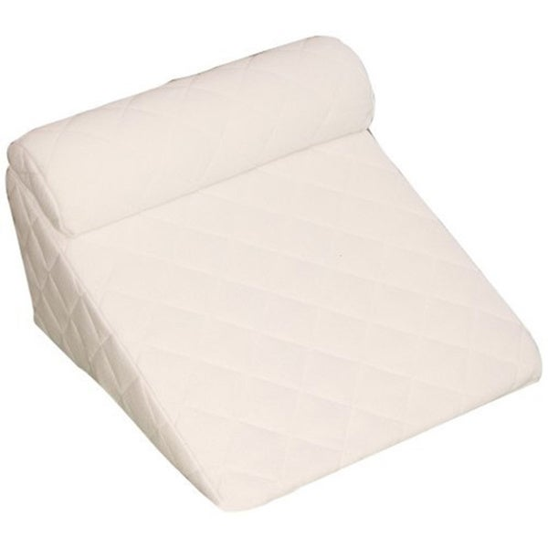 Acid Reflux Wedge and Half-Cylinder Pillow Set (As Is Item)