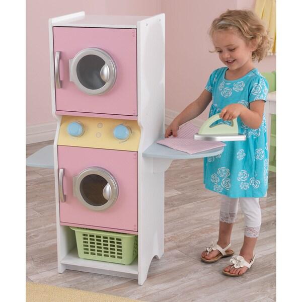 Pastel Laundry Playset