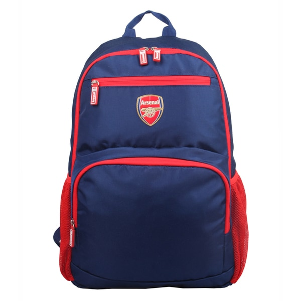 Arsenal Soccer Club Team 15-inch Laptop Backpack
