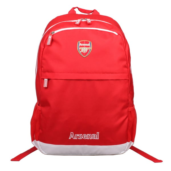 Arsenal Red 15-inch Laptop Backpack