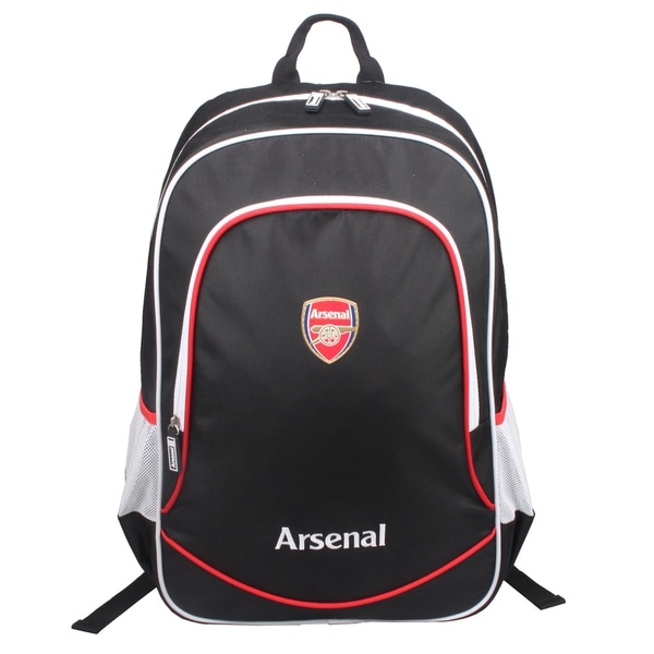 Arsenal Black Team 15-inch Laptop Backpack