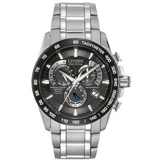 Citizen Men's AT4010-50E Eco-Drive Perpetual Chrono AT Watch