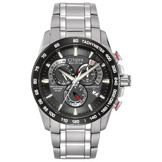 Citizen Men's AT4008-51E Eco-Drive Perpetual Chrono AT Watch
