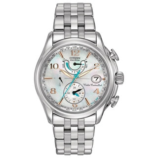 Citizen Women's FC0000-59D Eco-Drive World Time AT Watch