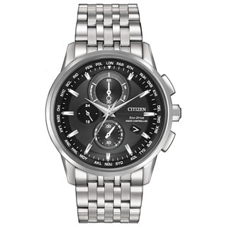 Citizen Men's AT8110-53E Eco-Drive World Time A-T Watch