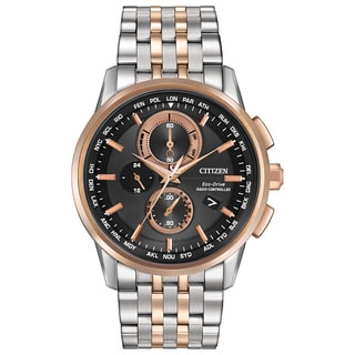 Citizen Men's AT8116-57E Eco-Drive World Time A-T Watch