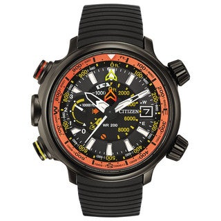 Citizen Men's BN5035-02F Eco-Drive Promaster Altichron Watch