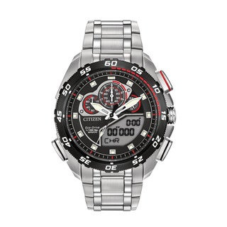 Citizen Men's JW0111-55E Eco-Drive Promaster Super Sport Watch