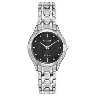 Citizen Women's GA1060-57E Eco-Drive Diamond Watch