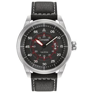 Citizen Men's AW1361-01E Eco-Drive Avion Watch