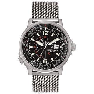 Citizen Men's BJ7008-51E Eco-Drive Nighthawk Watch