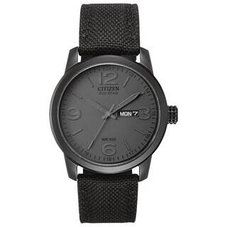 Citizen Men's BM8475-00F Eco-Drive Straps Watch