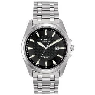 Citizen Men's BM7100-59E Eco-Drive Bracelet Watch