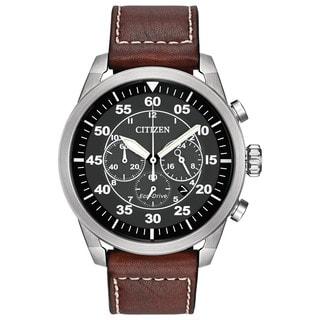 Citizen Men's CA4210-24E Eco-Drive Avion Watch
