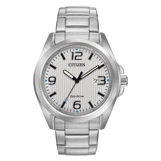 Citizen Men's AW1430-86A Eco-Drive Bracelet Watch