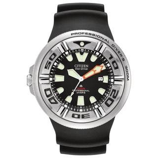 Citizen Men's BJ8050-08E Eco-Drive Promaster Professional Diver Watch