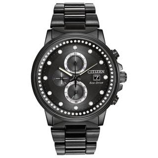 Citizen Eco-Drive Men's Nighthawk Watch