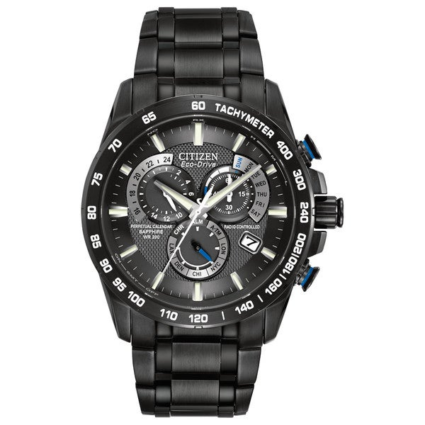 Citizen Men's AT4007-54E Eco-Drive Perpetual Chrono AT Watch