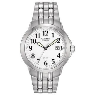 Citizen Men's BM7090-51A Eco-Drive Bracelets Watch