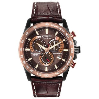 Citizen Men's AT4006-06X Eco-Drive Perpetual Chrono AT Watch