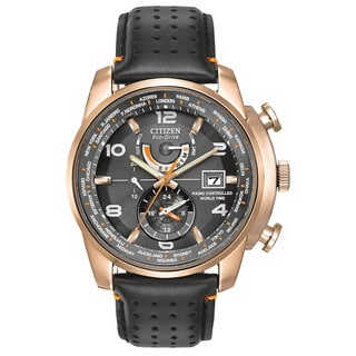 Citizen Men's AT9013-03H Eco-Drive World Time AT Watch