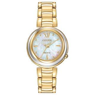 Citizen Eco-Drive Women's Sunrise Watch