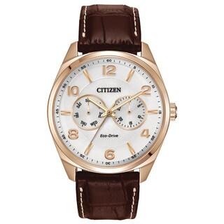Citizen Men's AO9023-01A Eco-Drive Dress Watch