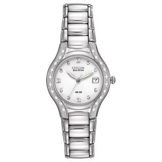 Citizen Women's EW0970-51B Eco-Drive Diamond Watch