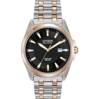 Citizen Men's BM7106-52E Eco-Drive Corso Watch