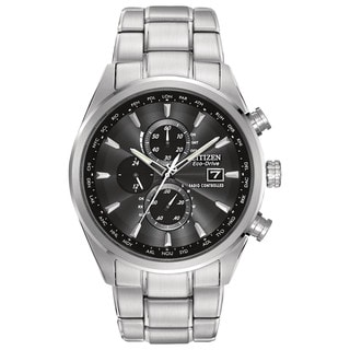 Citizen Men's AT8010-58E Eco-Drive World Chonograph AT Watch