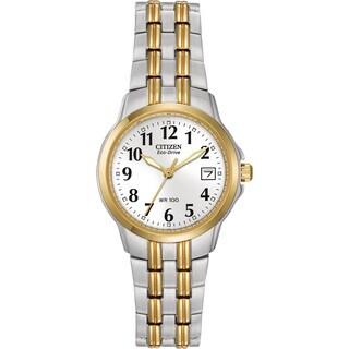 Citizen Women's EW1544-53A Eco-Drive Bracelets Watch