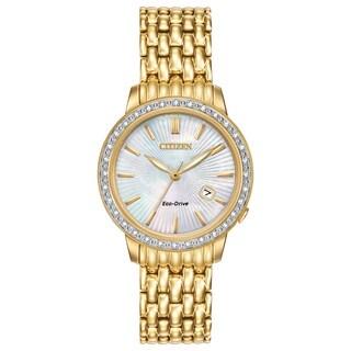 Citizen Women's EW2282-52D Eco-Drive Diamond Watch