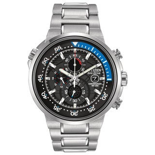 Citizen Men's CA0440-51E Eco-Drive Endeavor Watch