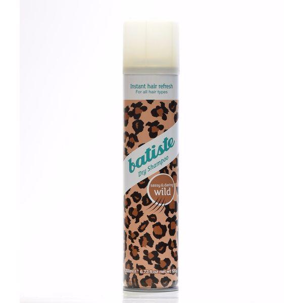 Batiste Wild 6.73-ounce Dry Shampoo