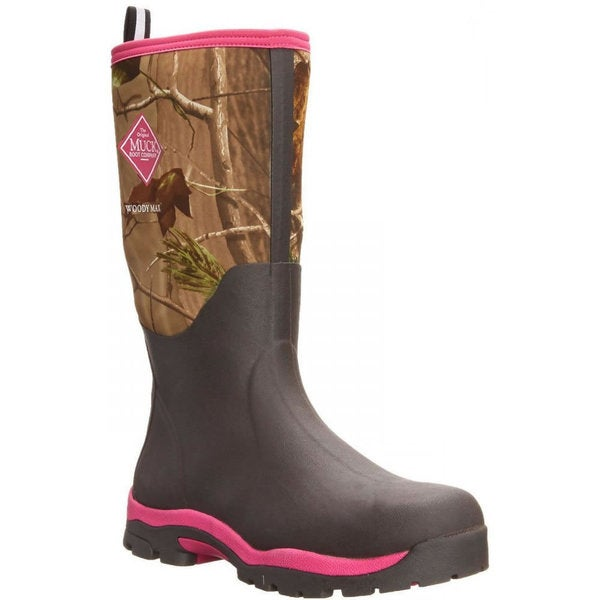 Muck Boot Company Women's Woody PK Hunting Boot