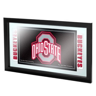 The Ohio State University Framed Mirror