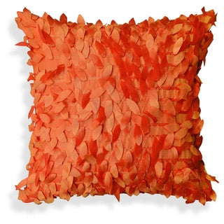 A1 Home 18-inch Potpourri Lasercut Polyester Throw Pillow