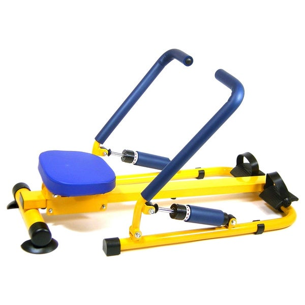 Fun and Fitness Multifunction Rower