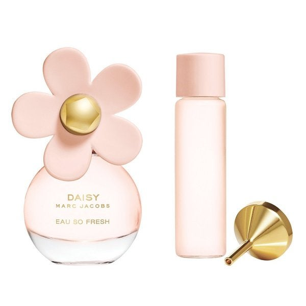 Marc Jacobs Daisy Eau So Fresh Purse Spray Refillable 2-piece Gift Set