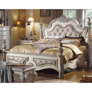 Meridian Solid Wood Monaco Bed